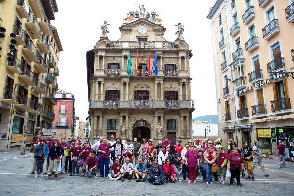 Blue Rides Ayuntamiento de Pamplona