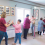 Mujeres del centro de Orkoien reciben formación de autodefensa personal